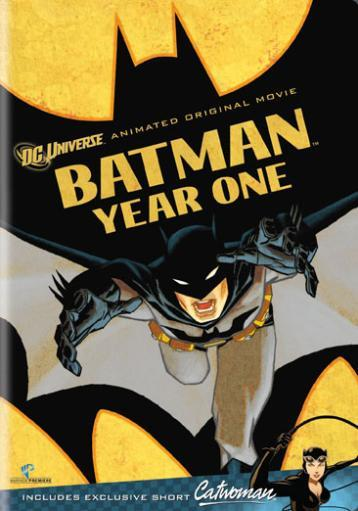 Batman year one (dvd/mfv) NYB05JEBRYBQD6SQ