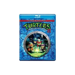 TEENAGE MUTANT NINJA TURTLES 2 (BLU-RAY) 794043144721
