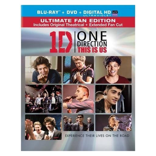 One direction-this is us (blu-ray/dvd combo/ultraviolet/2 disc) J4WZY84HF0KNCQCL