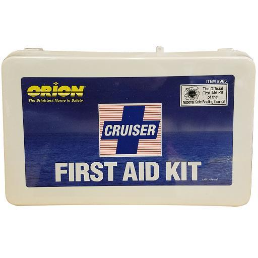 Orion safety products orion cruiser first aid kit 965