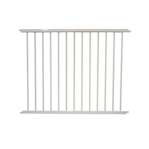 Cardinal Gates Vg40 White Cardinal Gates Versagate Hardware Mounted Pet Gate Extension White 40 X 30.5