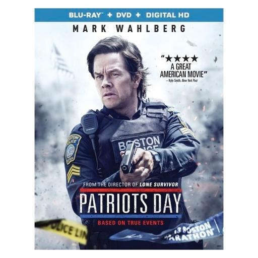 Patriots day (blu ray/dvd w/digital hd) (ws/eng/fren/sp/sp sub/2.0/5.1dd) H8OXBISPC8MKBWSG