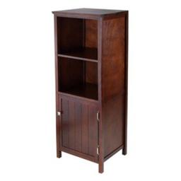 Brooke Jelly Cupboard with 2 Shelves and Door