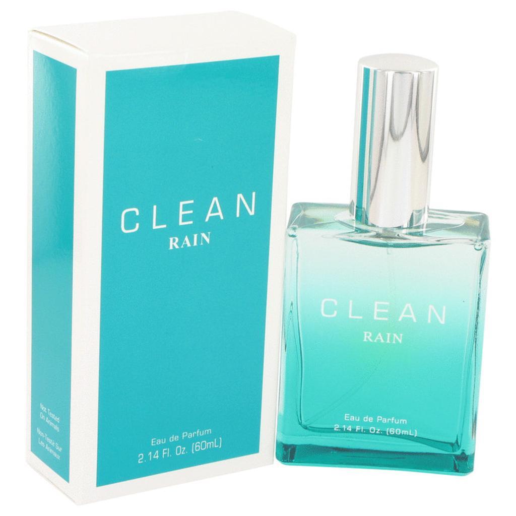 3 Pack Clean Rain by Clean Eau De Parfum Spray 2.14 oz for Women