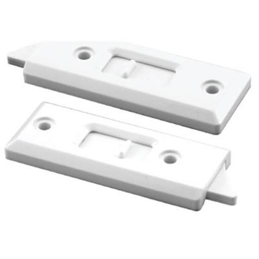 Prime Line 173958 Vinyl Window Tilt Latch - White