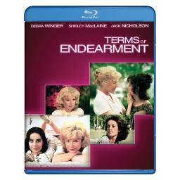Terms of endearment (blu ray) (ws) BR59188447