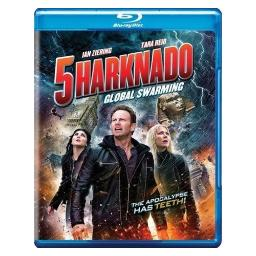 Sharknado 5 (blu ray) (ws/1.78:1) BRAY5544