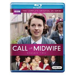 Call the midwife-season 2 (blu-ray/2 disc/ws-16x9) BRE393872