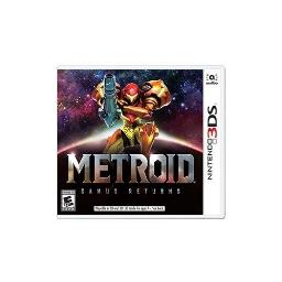 Nintendo ctrpa9ae metroid samus returns 3ds