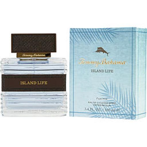 Tommy Bahama Island Life For Him Cologne Spray, 3.4 Fl Oz Tommy Bahama Island Life By Tommy Bahama 3.4 Oz Eau De Cologne Spray For Men  3.4 oz - New - TOMMY BAHAMA