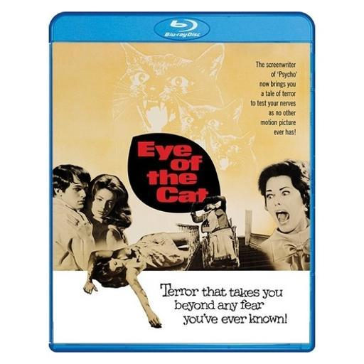 Eye of the cat (blu ray) (ws) 4Y2FQ97HXML4GMMY