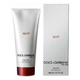 Dolce & Gabbana 25051107 The One Sport For Men Shower Gel 25051107