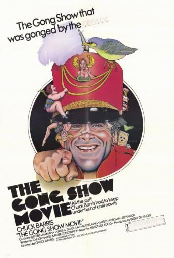 The Gong Show Movie Movie Poster Print (27 x 40) 2ANZ7HFZAXAZ6OS3