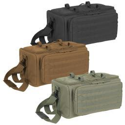 Voodoo Tactical 15-0151 Padded Range Bag w/Mat and Inner Removable Bag 15-0151007000