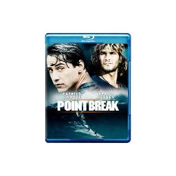 POINT BREAK (BLU-RAY/1991) 883929179633