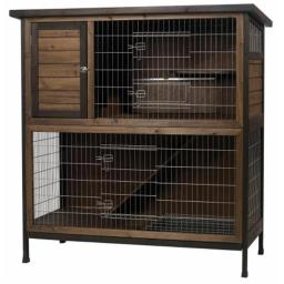 Super Pet-cage - Rabbit Hutch 48in-2 Story - 100503685