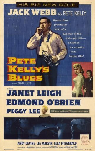 Pete Kelly's Blues Movie Poster Print (27 x 40) 1027707