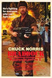 Braddock: Missing in Action 3 Movie Poster Print (27 x 40) MOVCF2611