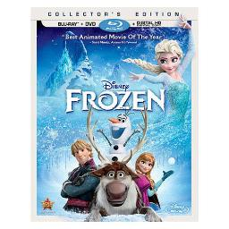 FROZEN (2014/BLU-RAY/DVD/DIGITAL COPY/2 DISC COMBO) 786936838923