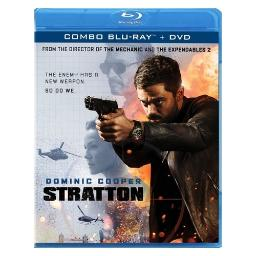 Stratton (blu ray/dvd combo pack) (ws/2.4/dol dig 5.1) BREOE8432