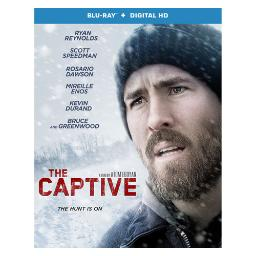 Captive (blu ray w/digital hd) (ws/eng/eng sdh 5.1 dts hd) BR46786