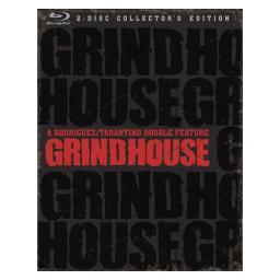 Grindhouse (blu-ray/special edition/2 disc) BRWN2911