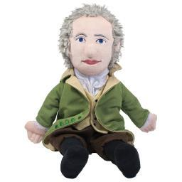 Alexander Hamilton Little Thinker Plush Doll Novelty Broadway Play Funny Gift