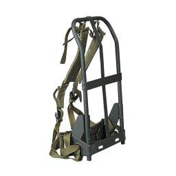 Rothco 2255 Alice Pack Frame, Black w/Olive Drab Attachments