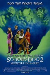 Scooby Doo 2 Monsters Unleashed Movie Poster (11 x 17) MOVCB28124