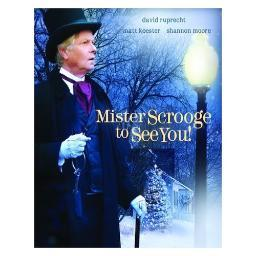 Mod-mister scrooge to see you (blu-ray/non-returnable) BRFR63573