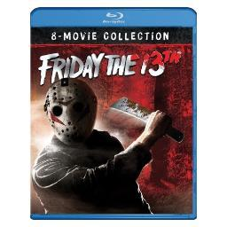 Friday the 13th-ultimate collection (blu ray) (6discs/ws) BR59195192