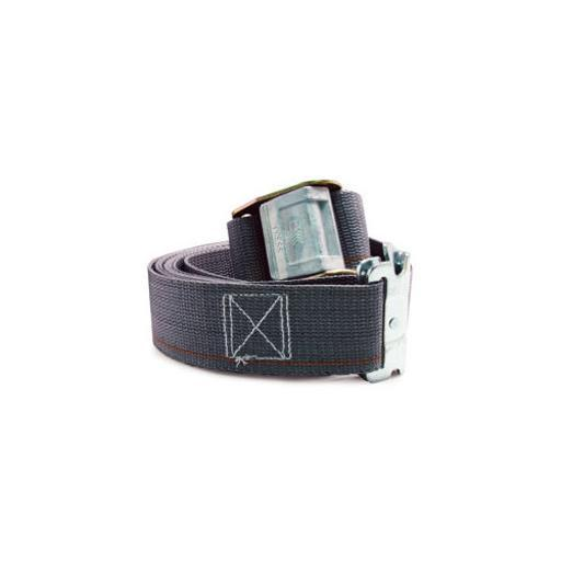 Kinedyne llc 651601 2 x 16 logistics strap with cam buckle and spring fitting