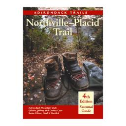 Adirondack Mtn Club 101708 Trails Northville-Placid Trail Hiking-Backpacking Guides