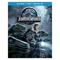 Jurassic world (blu ray/dvd/digital hd/2 disc) BR61129756