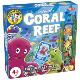 Tactic USA TAC54578 Coral Reef Board Game