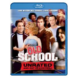 Old school (blu ray) (unrated) BR59160010
