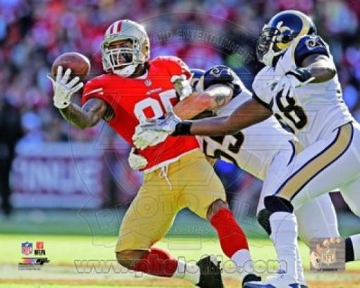 Vernon Davis 2012 Action Sports Photo E46PIRSXOFMIJXAM