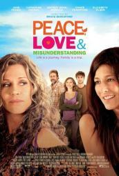 Peace, Love & Misunderstanding Movie Poster (11 x 17) MOVCB80205