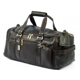 Claire Chase 350-Black Ultimate Duffel Bag, Black