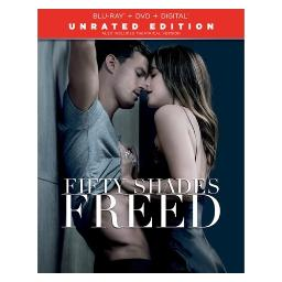 Fifty shades freed (blu ray/dvd w/digital hd) BR61180980