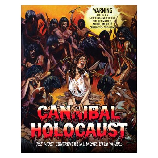 Cannibal holocaust (blu ray w/cd) (2discs/1cd) 4CIIOEKJJCDXBDS2