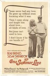 One Summer Love Movie Poster Print (27 x 40) MOVEH3687