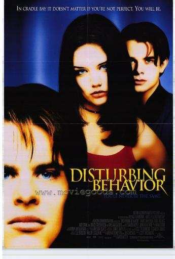 Disturbing Behavior Movie Poster (11 x 17) YOO7YL5IACDMJOMU