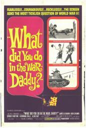 What Did You Do in the War, Daddy? Movie Poster Print (27 x 40) MOVCH9661