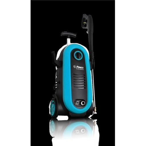 Power NXG-2200B 20 x 30 ft. 2200 PSI 1.76 gpm Electric Pressure Washer - Blue