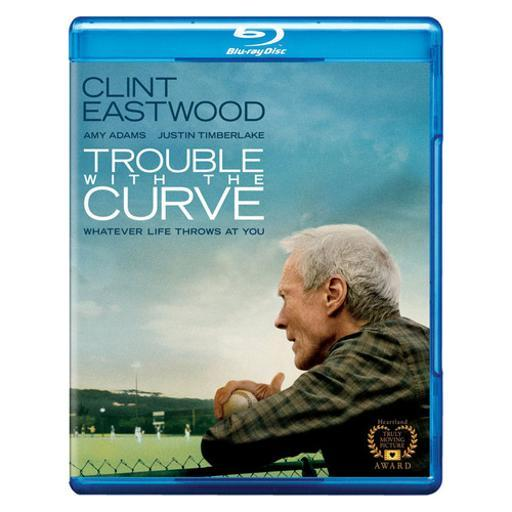 Trouble with the curve (blu-ray/dvd/ws/sp-fr-port-eng-sdh sub) AOKJC3XOJNWOJYCV