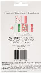 "American Craft Memory Planner Inserts Small Lunch Notes, 3.5""X6"""