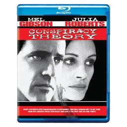 CONSPIRACY THEORY (BLU-RAY) 883929375110