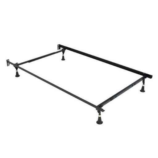Hollywood Bed 3150BSG-I Atlas-Lock Keyhole Bed Frame, Twin & Full