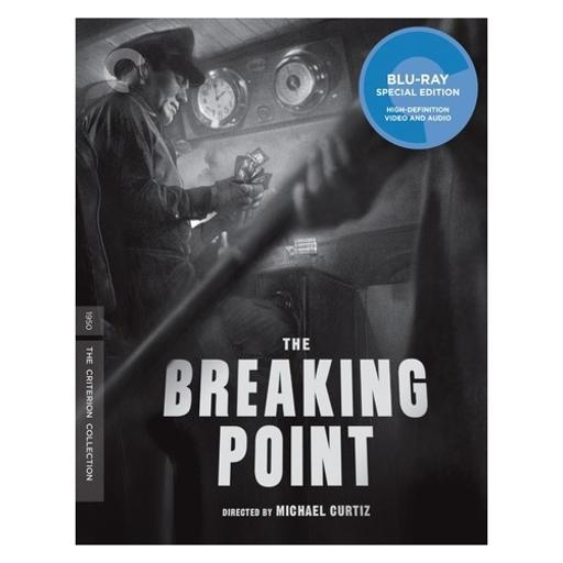 Breaking point (blu ray) (ws/1.37:1/b & w/16x9) 1312917